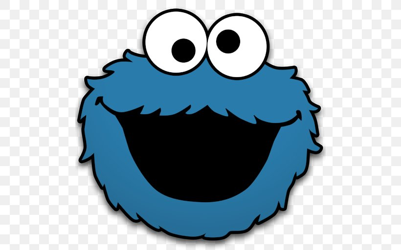 Cookie Monster Elmo Drawing Clip Art Png 512x512px Cookie