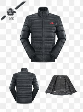 North Jacket Windproof Warm Jacket - Hoodie The North Face Down Feather Outerwear Jacket PNG