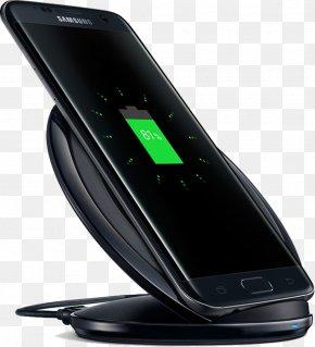 Qi - Samsung Galaxy S8 Samsung Galaxy Note 8 Samsung Galaxy Note 5 Battery Charger Samsung Galaxy S7 PNG
