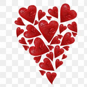 Heart - Heart Love Valentine's Day Clip Art PNG