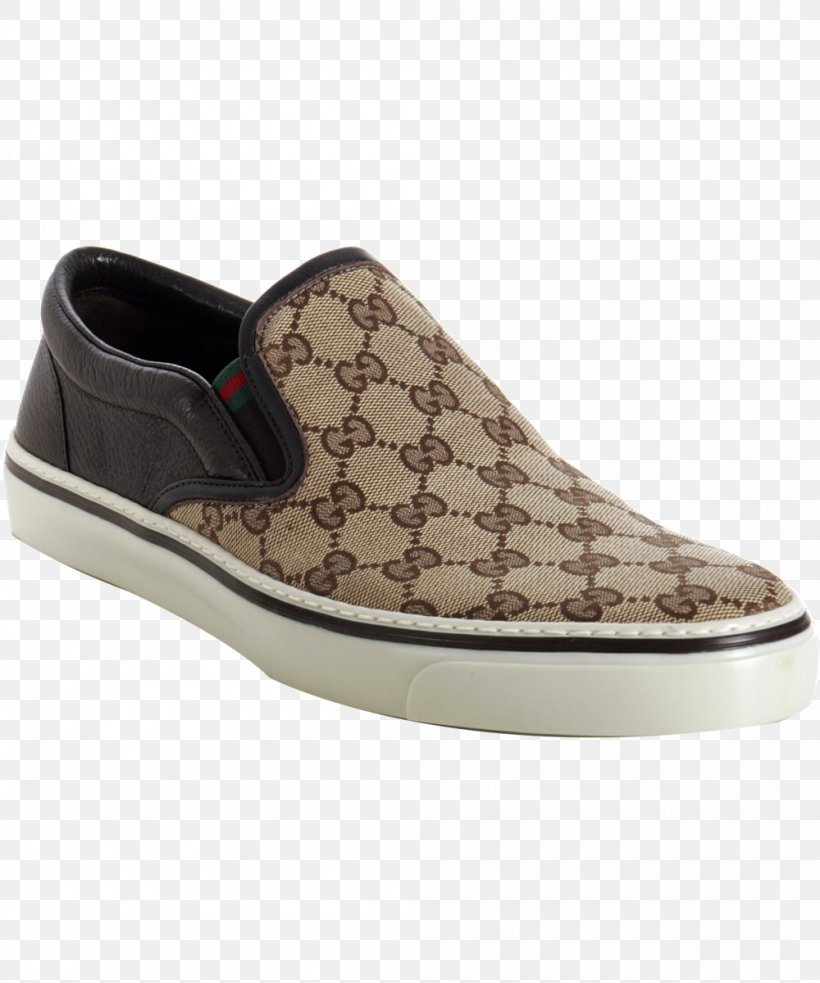 Slip-on Shoe Sneakers Skate Shoe Gucci