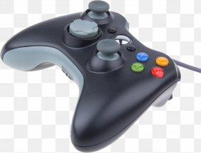 Game Controller Image - Xbox 360 Controller Joystick Game Controller Gamepad PNG
