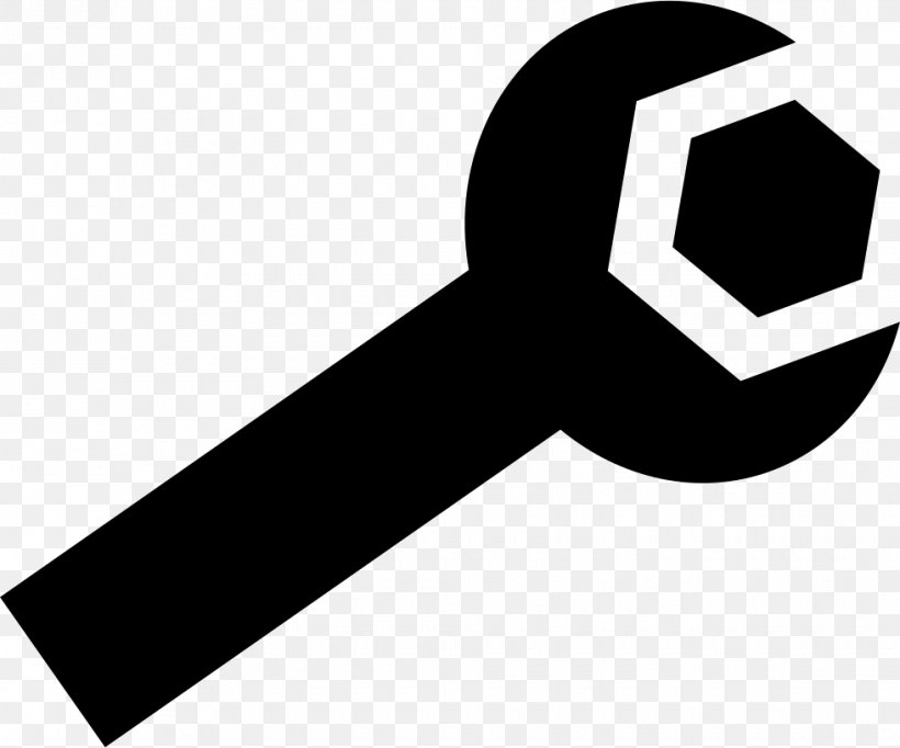 Nut Spanners, PNG, 980x816px, Nut, Adjustable Spanner, Black And White, Brand, Cross Product Download Free
