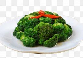 Minced Garlic Broccoli - Broccoli Cauliflower Nutrition Vegetable Eating PNG