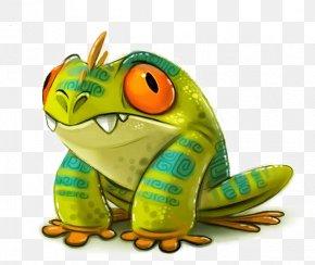 Cartoon Frog - Tree Frog Drawing DeviantArt PNG