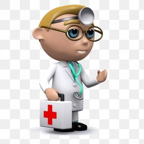 Cartoon Doctor - Cartoon Physician Tooth PNG