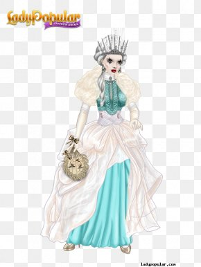 Carnival Venice - Lady Popular Fashion Game Woman PNG