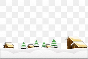 Winter Background - Line Triangle PNG