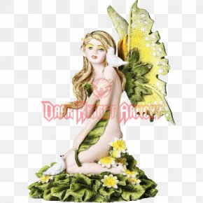 Fairy - Fairy Figurine Statue Legendary Creature Collectable PNG
