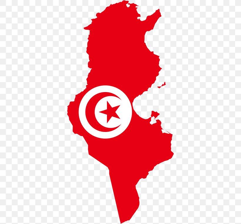 Flag Of Tunisia Map Ottoman Tunisia Png 364x764px Tunisia Area