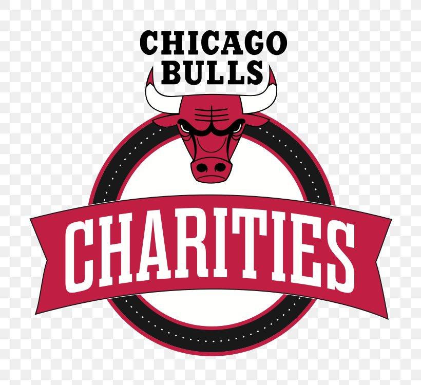 Logo Chicago Bulls Static Cling Brand Font Png 750x750px Logo