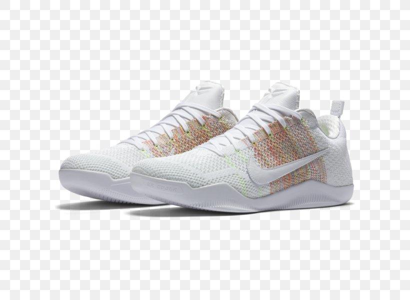 2016 Nike Kobe 11 XI Elite Low Mens Basketball Shoes White