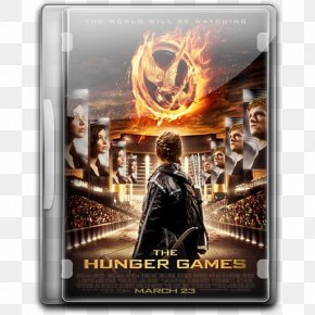 The Hunger Games - YouTube Film Poster The Hunger Games Film Poster PNG