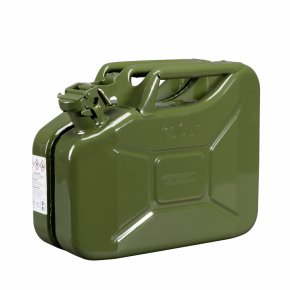 Jerrycan - Jerrycan Gasoline Metal Fuel Plastic PNG
