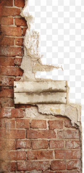 Cement Brick Wall - Brick Stone Wall Cement PNG