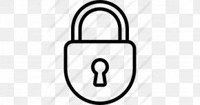 Padlock - Flat Design Royalty-free Clip Art PNG
