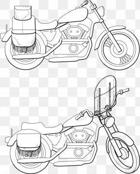 Motorbike - Car Motorcycle Windshield Motor Vehicle Windscreen Wipers Clip Art PNG