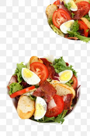 Lettuce And Tomato Eggs - Weight Loss Eating Food Healthy Diet Dieting PNG