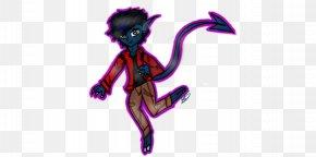 Nightcrawler - Homo Sapiens Legendary Creature Pink M Clip Art PNG