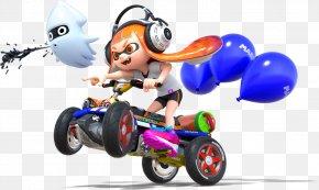 Mario Kart - Mario Kart 8 Deluxe Super Mario Bros. Splatoon PNG