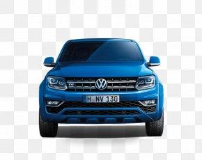 Large Car - Volkswagen Amarok Car Pickup Truck Sport Utility Vehicle PNG
