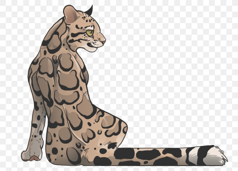 Clouded Leopard Felidae Drawing Snow Leopard, PNG, 768x592px, Leopard, Animal, Animal Figure, Big Cat, Big Cats Download Free