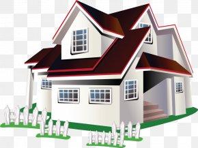 House Vector - House Plan Building Latur Villa PNG