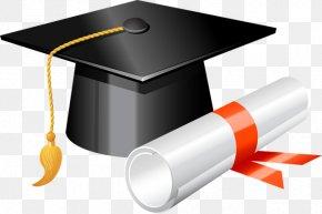 Academic Achievement Cliparts - Square Academic Cap Graduation Ceremony Clip Art PNG