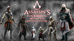 Assassins Creed - Assassin's Creed Syndicate Assassin's Creed: Revelations Assassin's Creed III Assassin's Creed IV: Black Flag Prince Of Persia: The Two Thrones PNG