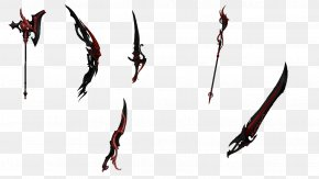 Weapon - Ranged Weapon Sword Feather Tail PNG