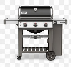 Barbecue - Barbecue Weber Genesis II E-310 Weber-Stephen Products Natural Gas Propane PNG
