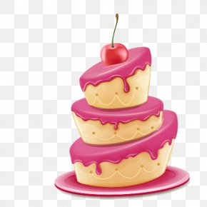 Cream Cake Album - Birthday Cake Cupcake Torte Ice Cream Cake Cake Decorating PNG