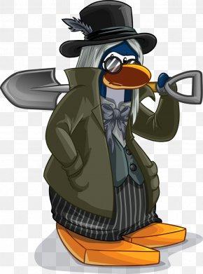 Penguin - Club Penguin Igloo Animaatio Little Penguin PNG