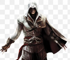 Ezio Auditore Da Firenze - Assassin's Creed III Ezio Auditore Assassin's Creed Unity PNG