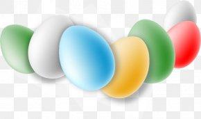 Egg Balloon - Computer Graphics PNG