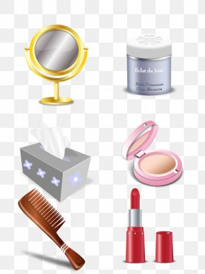 Beauty Makeup Collection - Cosmetics Make-up Beauty Icon PNG