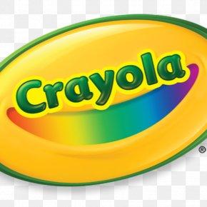 Crayola - Logo Crayola Crayon Drawing Oval M PNG