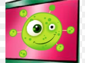 Pink Green - Smiley Green Technology Text Messaging PNG