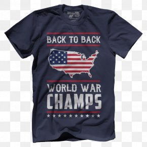 United States - Second World War United States T-shirt PNG