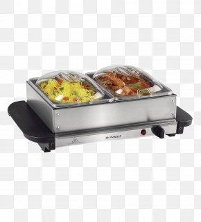 Chafing Dish - Buffet Tray Chafing Dish Food Warmer PNG