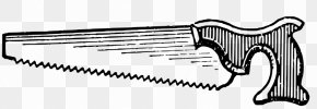 Hand Saw Pictures - Hand Tool Hand Saw Clip Art PNG