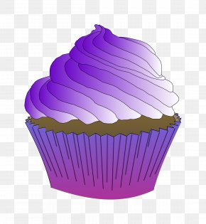 Cupcake - Cupcake Frosting & Icing Muffin Bakery Clip Art PNG