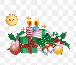 Creative Christmas Tree - Ded Moroz Christmas Gift Christmas Gift Clip Art PNG