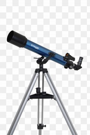 Refracting Telescope Meade Instruments Altazimuth Mount Astronomy PNG