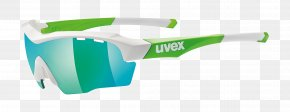 Uvex Sport Sunglasses Image - UVEX Sunglasses Eyewear Eye Protection PNG