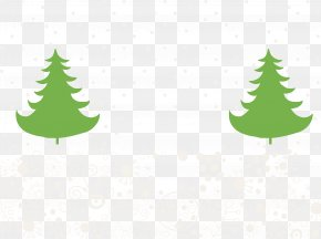 Christmas Tree Snowflake Vector Shading - Christmas Tree Snowflake Shading Euclidean Vector PNG