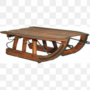 Ice Skates - Coffee Tables Furniture Sled PNG