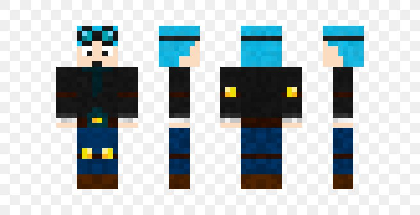 Minecraft Enderman Skin Bead Png 700x420px Minecraft