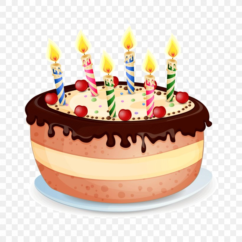 Birthday Cake Happy Birthday To You Wish Greeting Card, PNG, 1000x1000px, Birthday, Anniversary, Baked Goods, Birthday Cake, Birthday Card Download Free