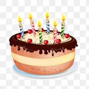 Chocolate Cake - Birthday Cake Happy Birthday To You Wish Greeting Card PNG